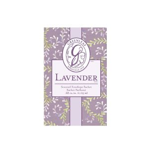 GREENLEAF SCENTED ENVELOPE CAR SACHET LAVENDER